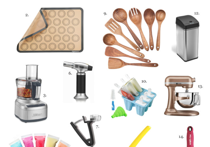 kitchen gadget overview image
