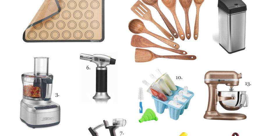 kitchen gadget overview image