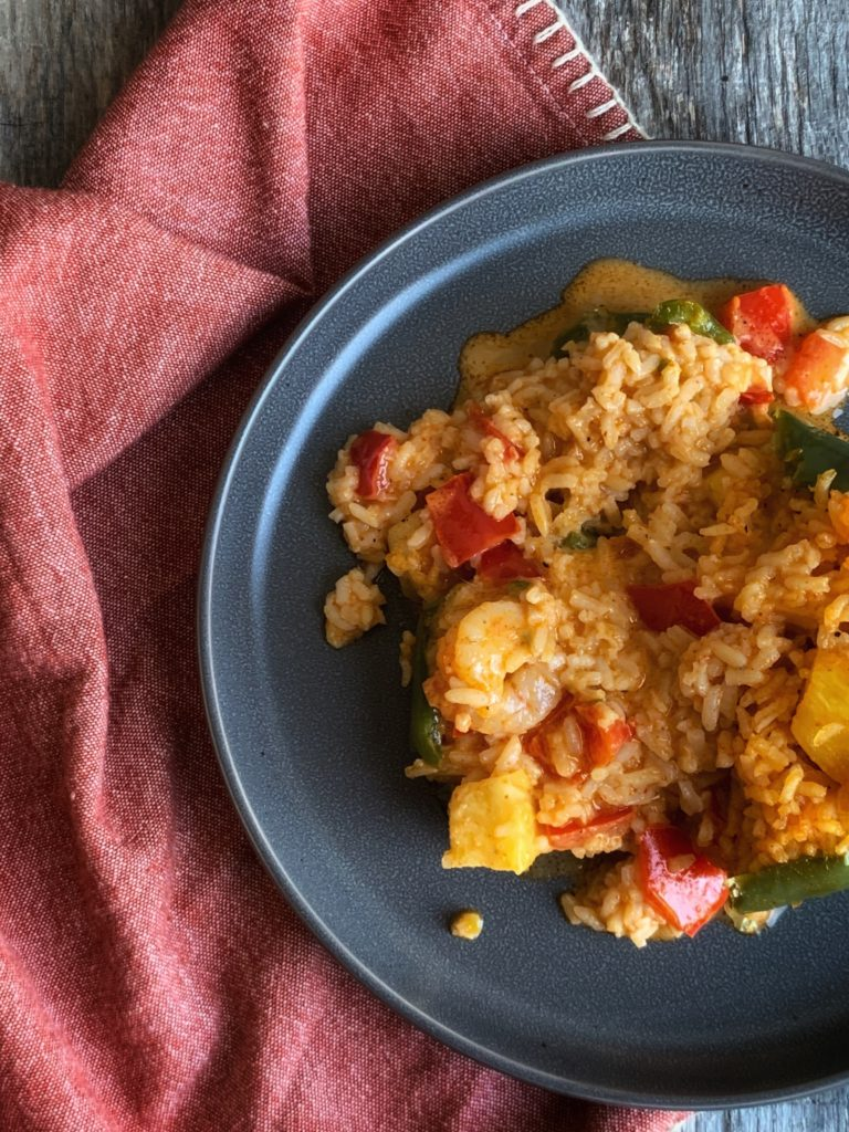 bangkok delight dish