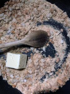 stuffed mushroom mixture